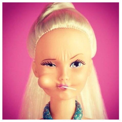 #barbie#chupachups