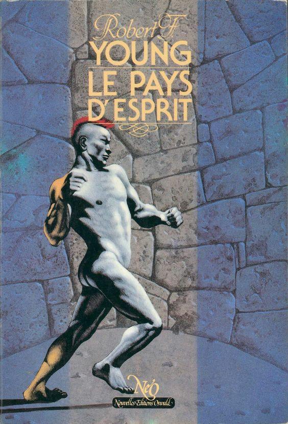 Éditions Néo - Robert Young - Le pays d'esprit - illustration de JM Nicollet