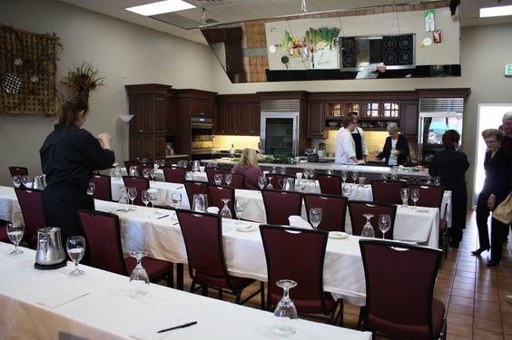 Kohler Demonstration Kitchen | Vegetarian Cooking Class at Kohler's Demonstration Kitchen