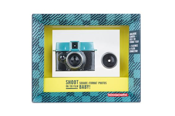 Put it in your pocket and carry along to your photo expeditions—the Diana Baby 110 makes snapping up spectacular photos super easy! http://shop.lomography.com/diana-baby-110-camera-and-lens-package