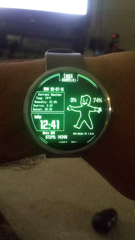 YEEESSS I want the pip boy watch I'd randomly stop in public with my wrist to my face so when ppl ask me what I'm doing I'll say I'm equipping my assault rifle and using my last stimpack XD