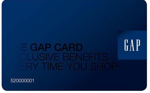 Gap Visa Card. Credit Card Applications Credit Card Companies