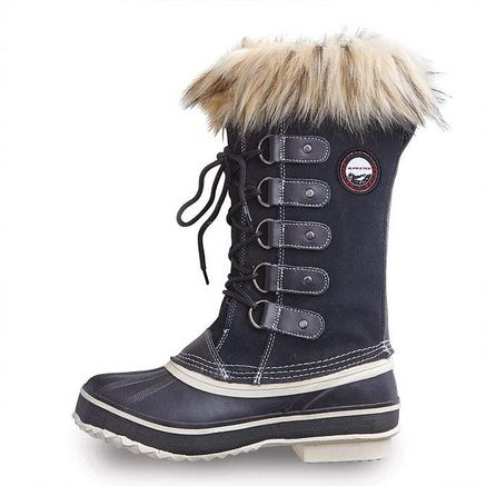 Winter Snow Boots Womens - Cr Boot