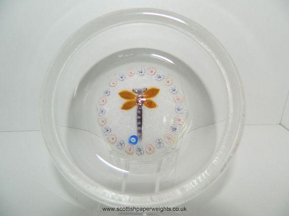 John Deacons Dragon Fly Pin dish | eBay