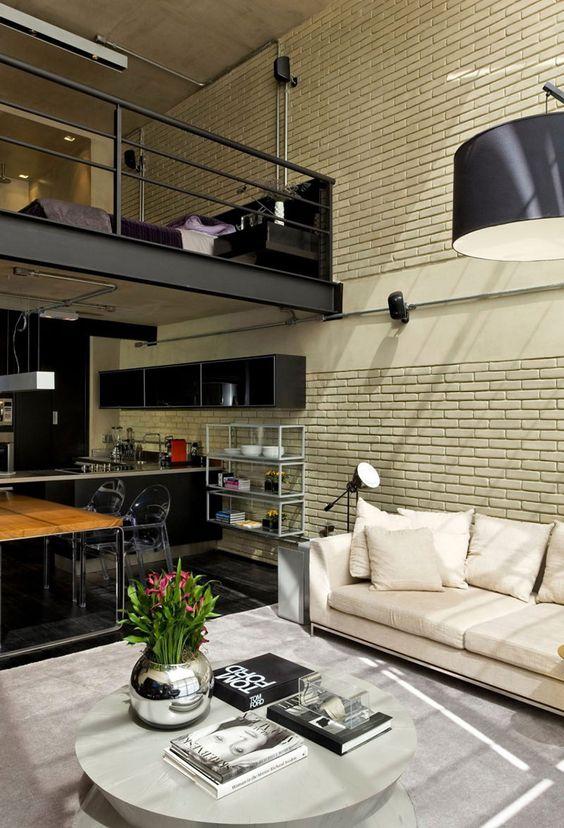 projeto-mezanino-apartamento. arquiteto Diego Revollo