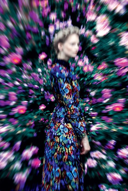 "giveme-givenchy: ""Katrin Thormann by Erik Madigan Heck for UK Harper's Bazaar September 2014 """