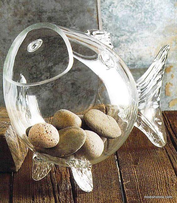 Roost Nemo Fish Vases
