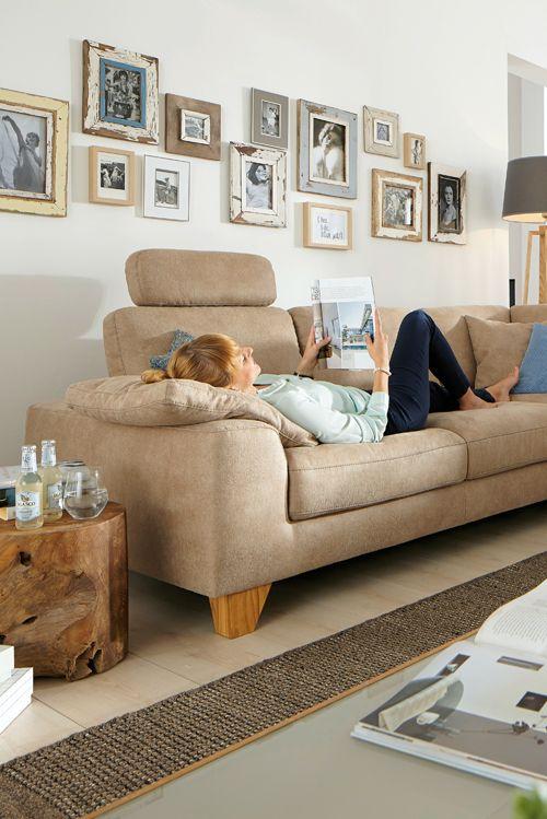 Machs Dir Gemütlich   Mit Dem Sofa Global 7150 Von Spitzhüttl Home Company.  #wohnen