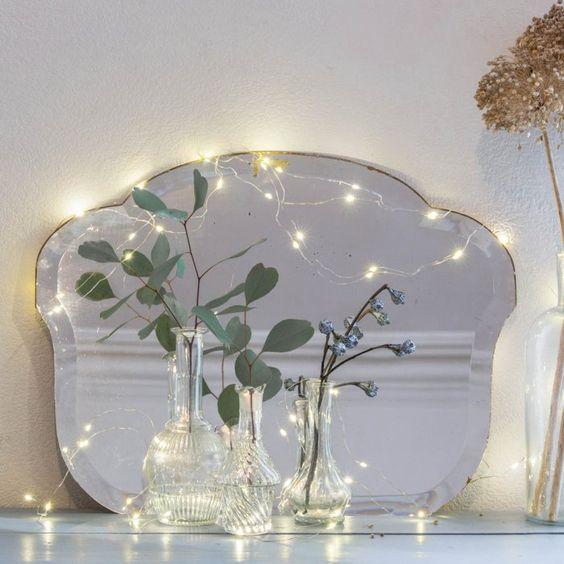 guirlande lumineuse d coration int rieure guirlande lumineuse goutte leds 4m le petit. Black Bedroom Furniture Sets. Home Design Ideas