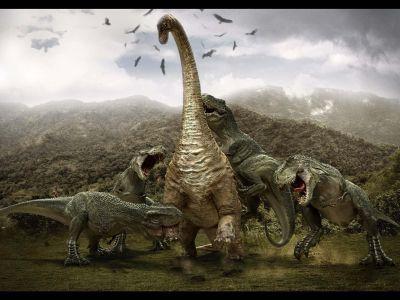 dinozaurywsrodnas - Dinozaury