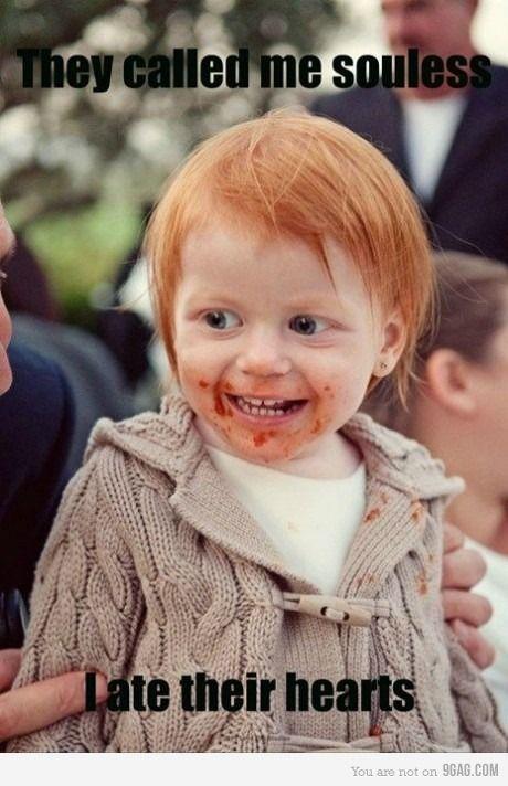hahahah i love gingers!