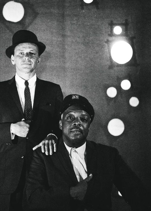 Frank Sinatra and Count Basie - better than Peanut Butter and Jam