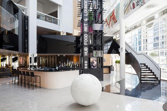 Hotel Pullman Vila Olímpia - Galeria de Imagens | Galeria da Arquitetura
