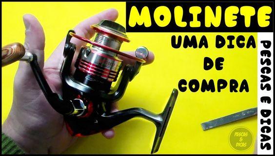 Molinete - Dica de um para Mar e Pesqueiro  [Pescas e Dicas]