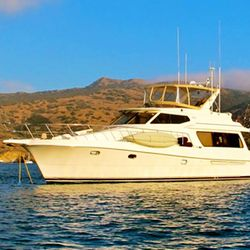 "Luxury Yacht Charters on ""The Duchess"" in Marina del Rey, Califor"