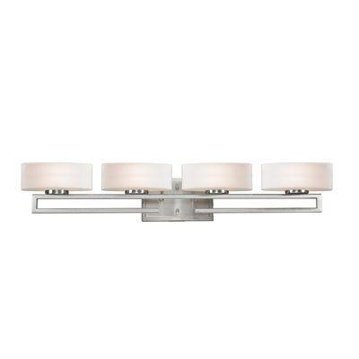 Z-Lite 301 Cetynia 4-Light Bathroom Light - Lighting Universe