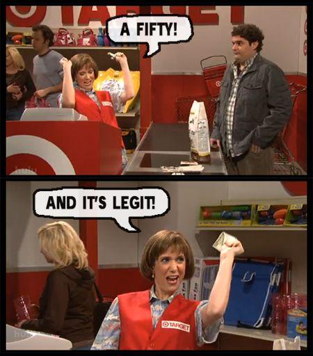 Target Lady
