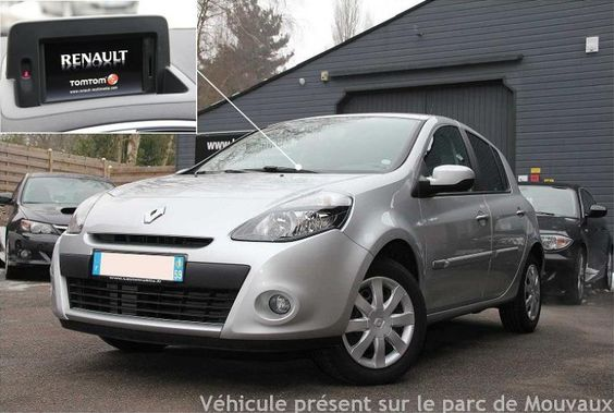 RENAULT CLIO III (2) 1.2 TCE 100 EURO5 DYNAMIQUE TOMTOM 5P