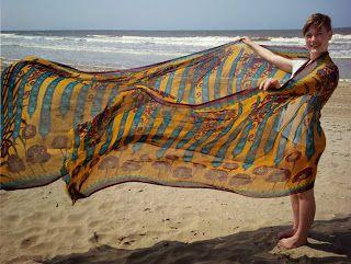 Indiase sari's