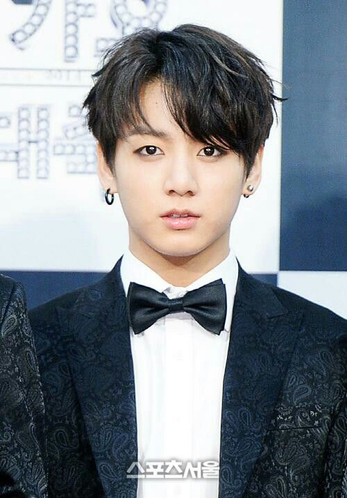 Appreciation I Really Liked This Hairstyle On Jungkook Celebrity Photos Onehallyu
