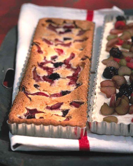 ... snack cakes blackberries martha stewart snacks cakes cake recipes