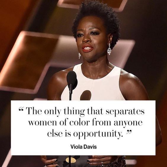 """#ViolaDavis #Emmys repost from @glamourmag"""