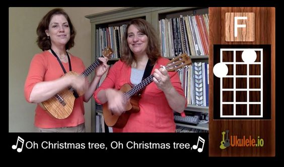 Oh Christmas Tree Ukulele Tutorial Chords - 21 Songs in 6 Days: To learn how to play the ukulele in easy ways visit us at - http://ukulele.io/free-stuff-offer/