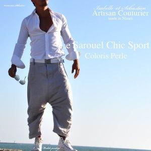 Sarouel Homme CHIC SPORT
