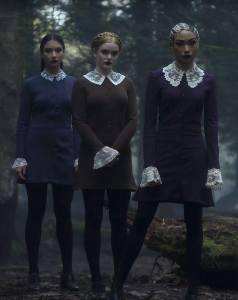 """Qual personagem de """"O Mundo Sombrio de Sabrina"""" é você?"""