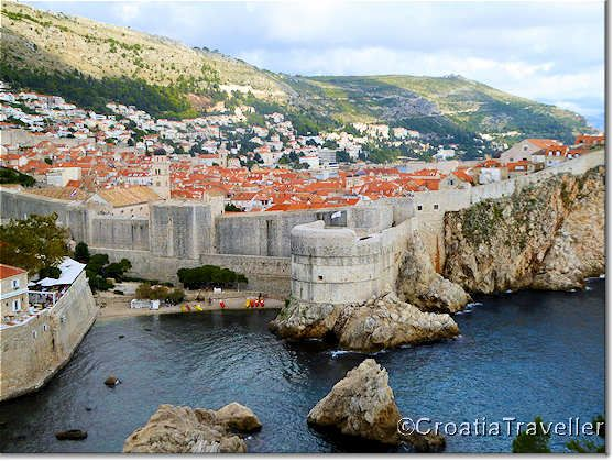 Dubrovnik S Walls Dubrovnik Walking Tour Favorite Places