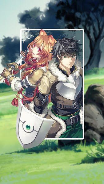 Naofumi Raphtalia The Rising Of The Shield Hero 4k 3840x2160 Wallpaper Hero Anime Characters Hero Wallpaper