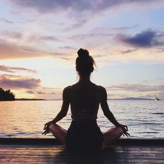 La méditation, un repos au calme