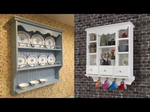 Modern Shelves Kitchen أفكار و ديكورات و اشكال روعة لرفوف جدران المطابخ رفوف حائط للترتيب Youtube Home Decor Decor Home