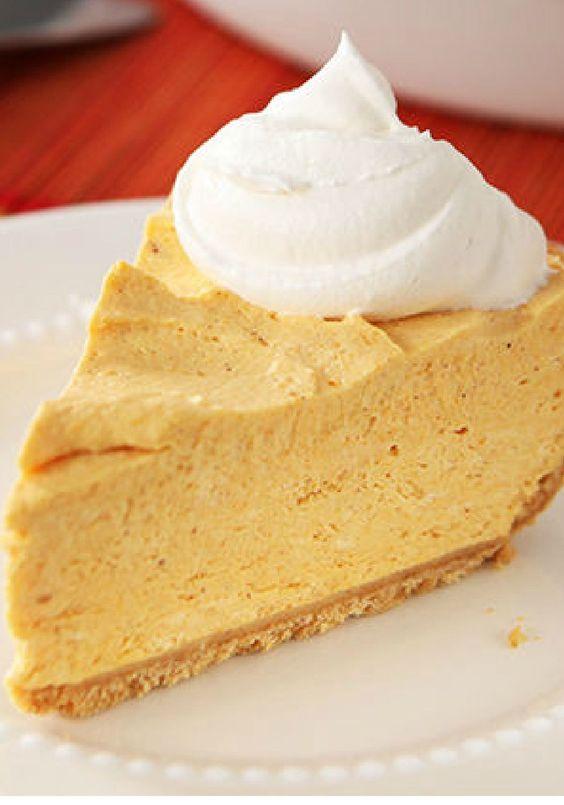 PHILADELPHIA No-Bake Pumpkin Cheesecake – Pumpkin, fall's golden ...