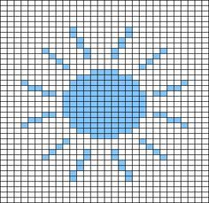 Motifs 13-16 Paw Print, Sun, Star, and Kite