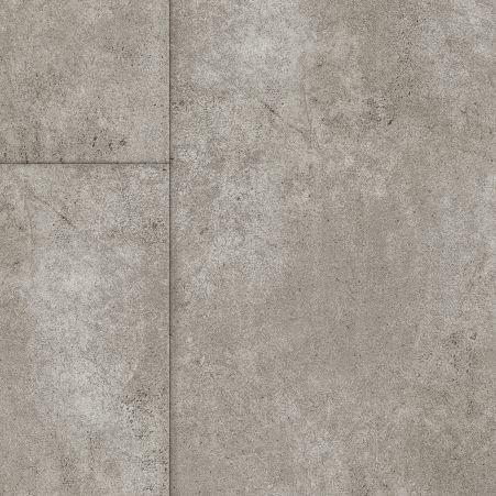 Debolon M 500 V Silence Stein Beton - Vinyl-Fußbodenbelag zum Kleben - Vinylboden für den Objektbereich - Steindessins