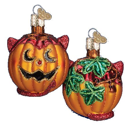 Merck Familys Old World Christmas Ornaments Birds   Halloween and ...
