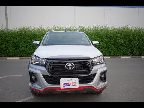 2019 Toyota Hilux Dc 2 8l Diesel Rocco 4x4 Toyota Hilux Toyota Pickup 4x4 Toyota