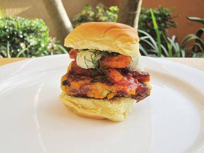 Creme fraiche, Bean burger and Red beans on Pinterest