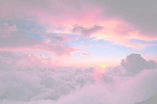 Pinterest Alexabom Sky Aesthetic Aesthetic Desktop Wallpaper Pretty Sky