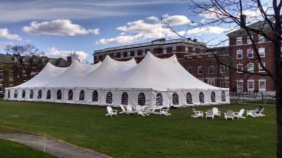 60' x 130' Victorian Tent