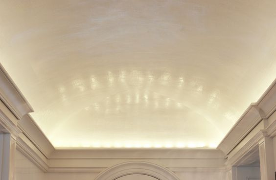 Foyer Plaster Ceiling : Glow ceilings and flakes on pinterest