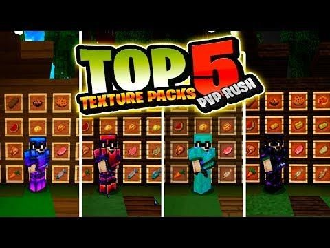 Top 5 Texture Packs Uch Pvp Rush Para Minecraft Pe 1 6 1 1 7 0 Texture Packs Texture Minecraft