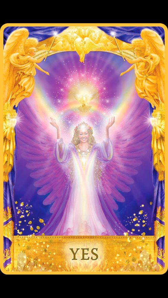 Angel Message Cards: