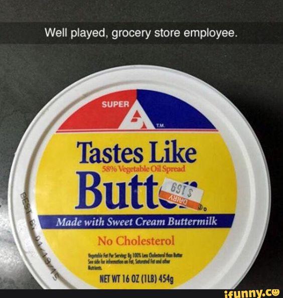 grocery, store, butt, joke