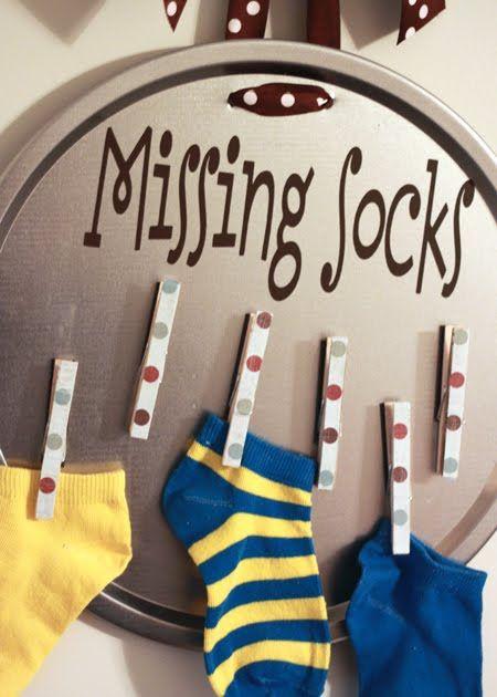 missing socks!