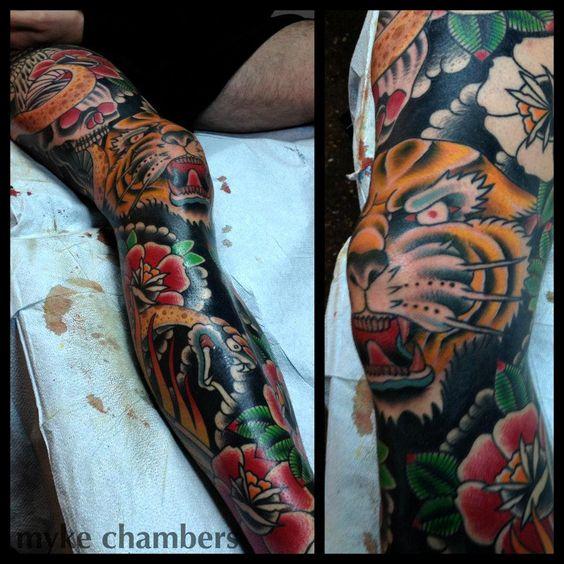 Myke Chambers || wow, that's amazing