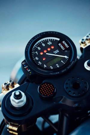 Renard Speed Shop | BMW K75 | SWAGGEST