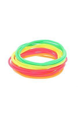 fun neon bracelets 80 s Neon Pinterest #2: d850d6db8948e8553d4402c0d5a6e23c