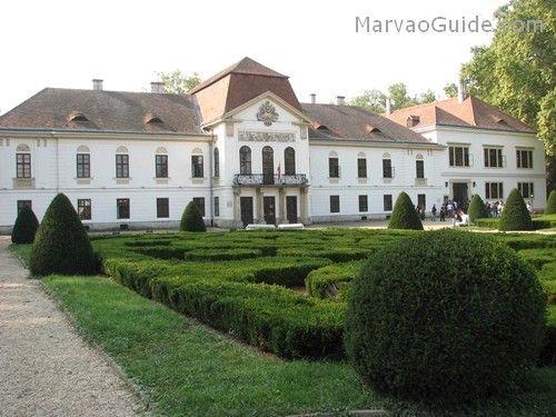 Széchényi Palace - Nagycenk, Hungary